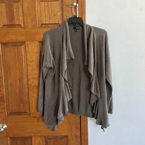 Ana Waterfall Cardigan Size XL